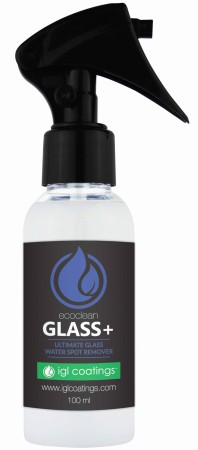 IGL Ecoclean Glass+ 100 ml