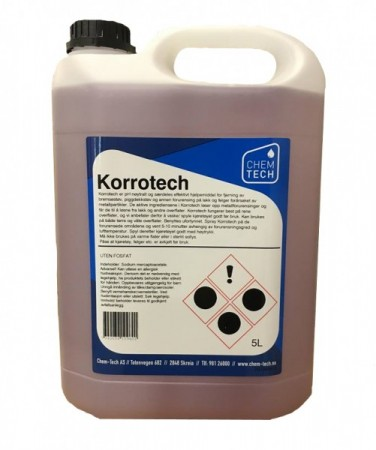 Chem-Tech Korrotech 5L