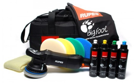 Rupes Bigfoot LHR 15ES - Deluxe Kit